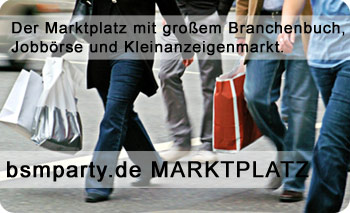 Marktplatz, Jobbrse und Kleinanzeigen